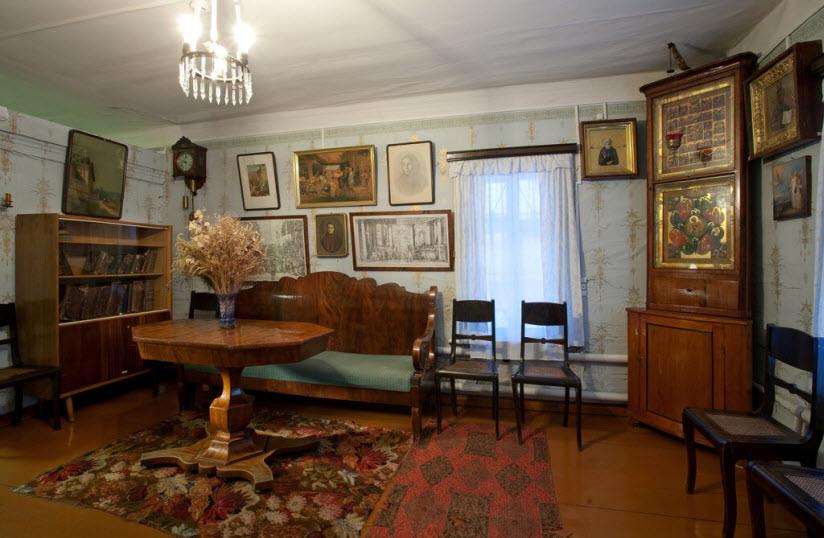 Мемориальный дом-музей П.Д. Корина