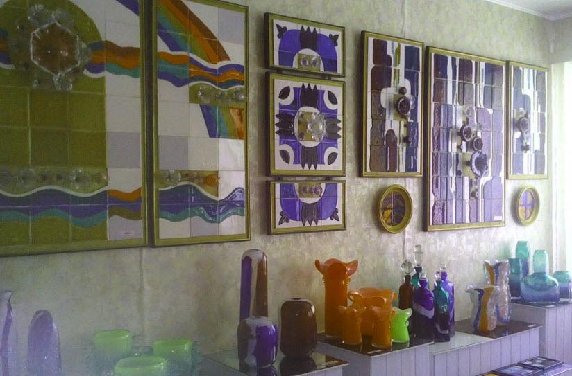 Музей декоративного стекла