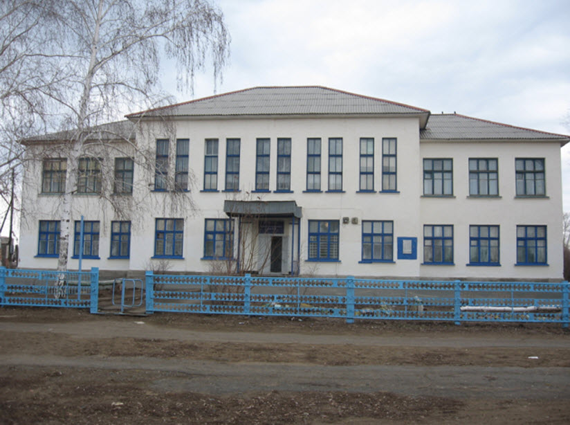 Музей-школа №20