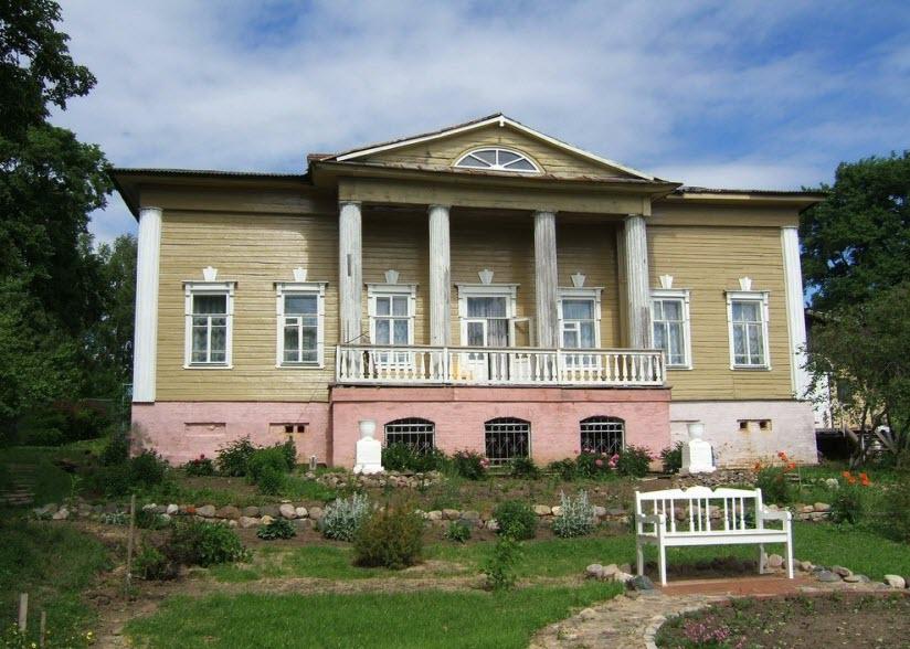 Музей-усадьба Зацепиных