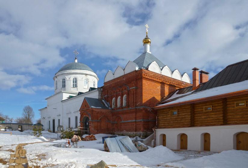 Николаевский Клобуков женский монастырь