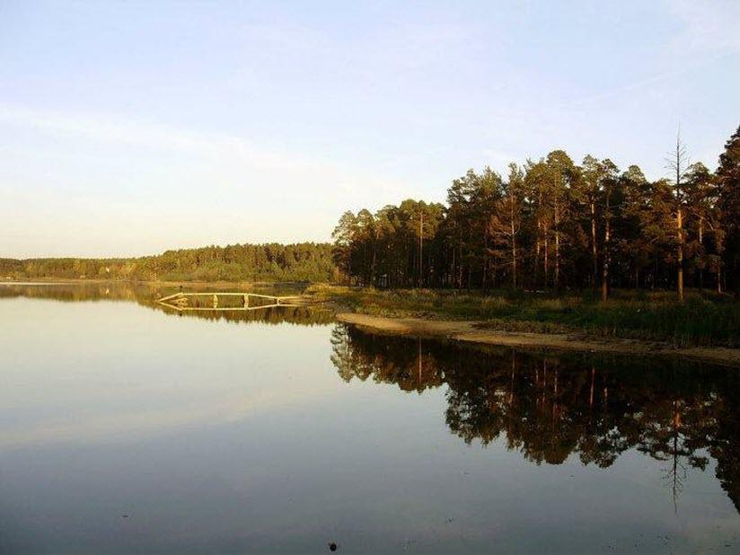 Озеро Крутое
