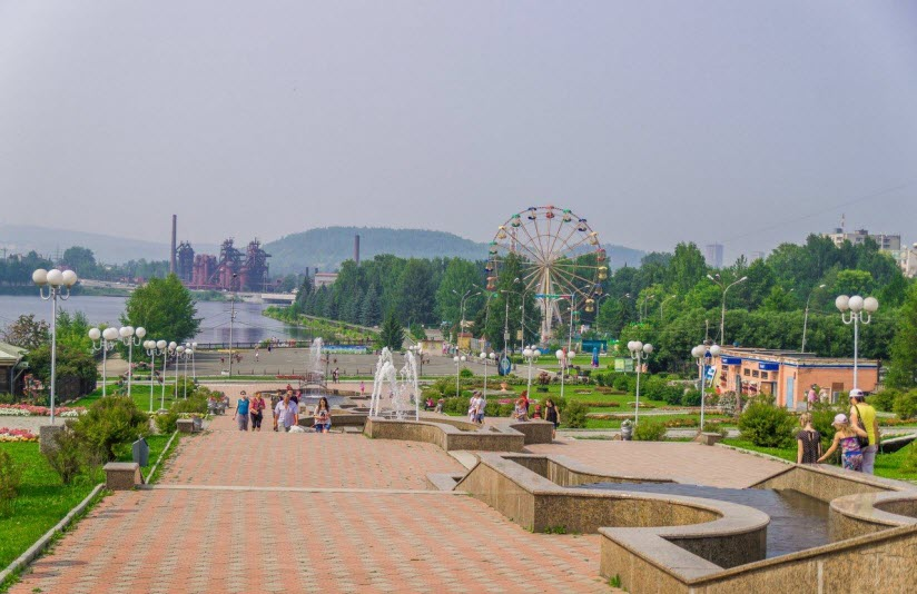 Парк культуры и отдыха им. А.П. Бондина
