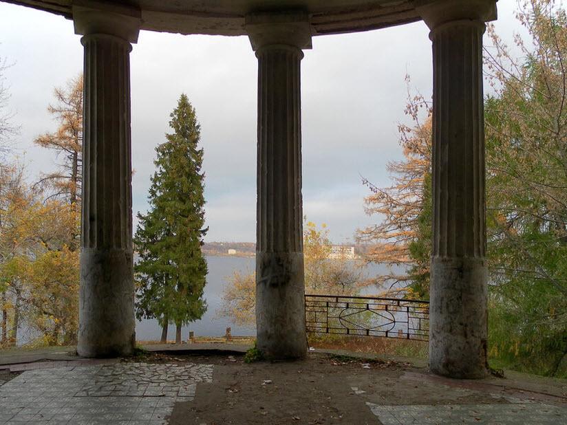 Парк Севрюгова
