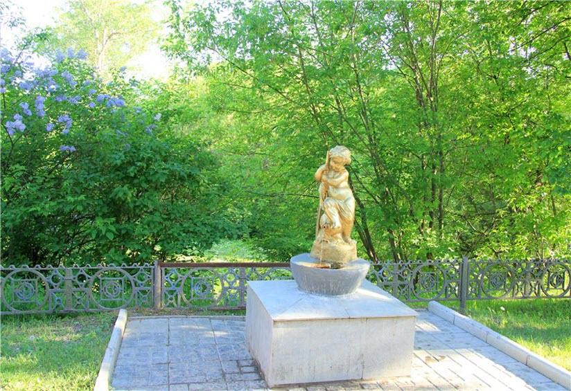 питьевой фонтан «Мальчик»