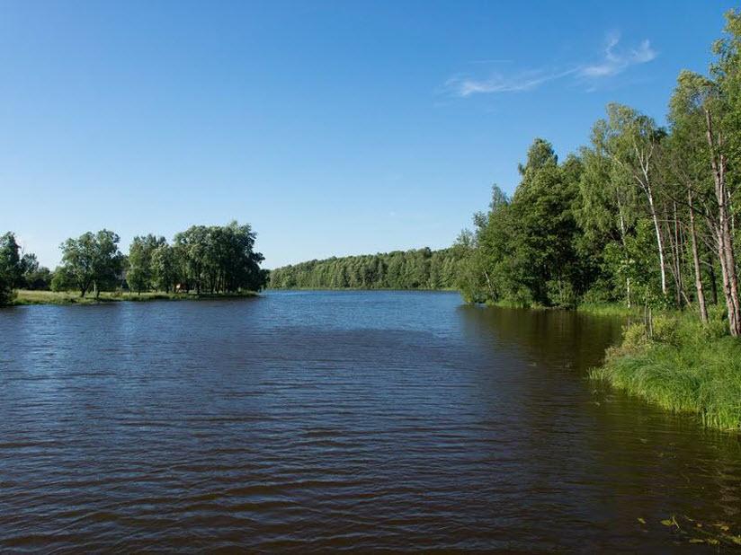 река Палешка