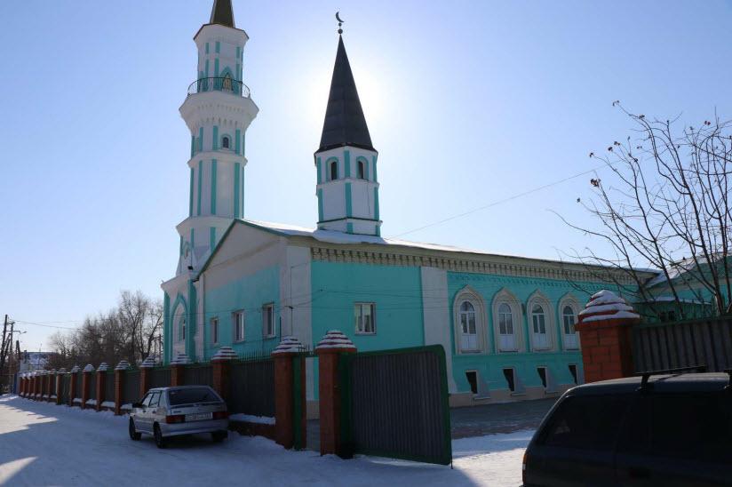 Соборная мечеть имени Дербисалы Беркимбаева