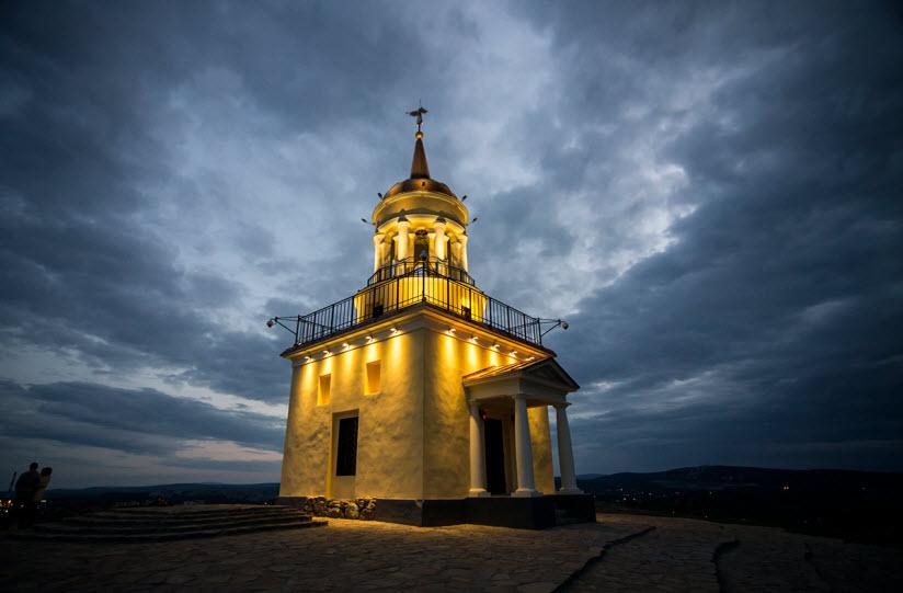 Сторожевая башня на Лисьей горе