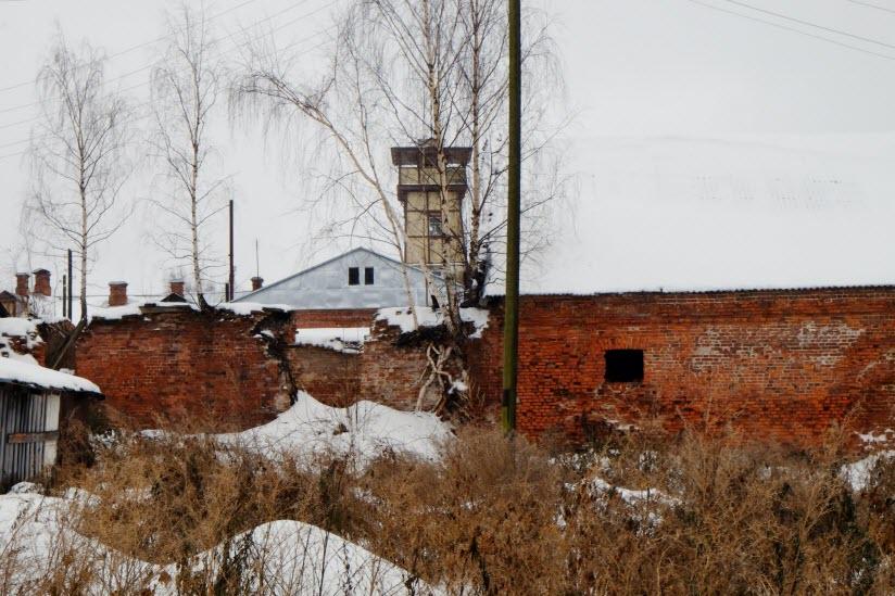 Строгановский амбар Юрия Стародубова