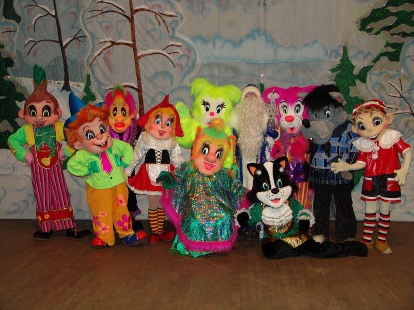 Театр ростовых кукол «Софит»