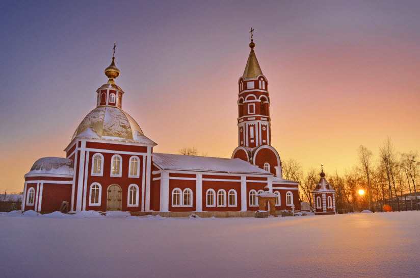 Церковь святых Бориса и Глеба
