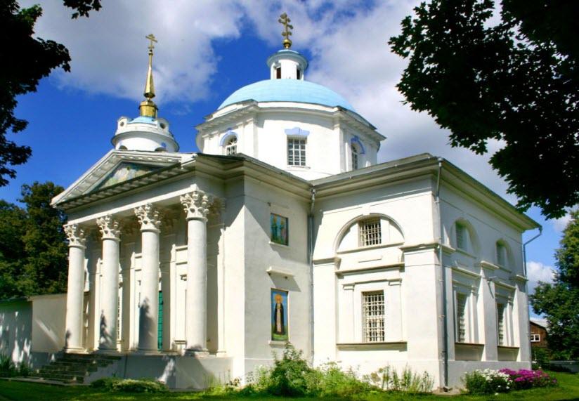 Усадьба Михалево