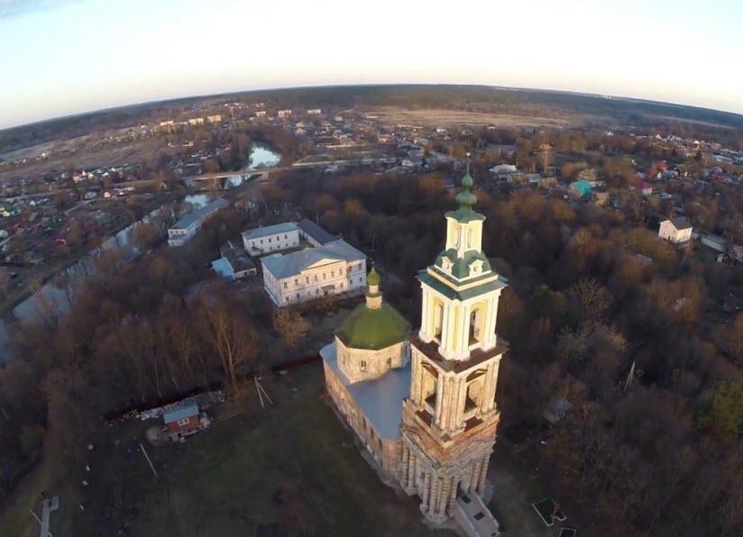 Верейский кремль