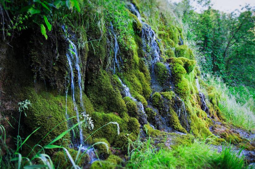 Водопад «Долина семи ручьев»