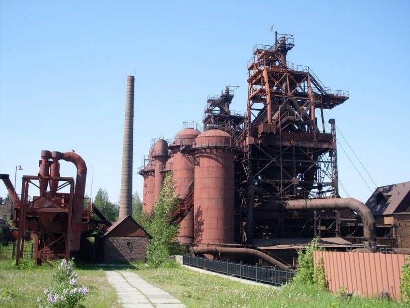 Завод-музей истории горнозаводской техники