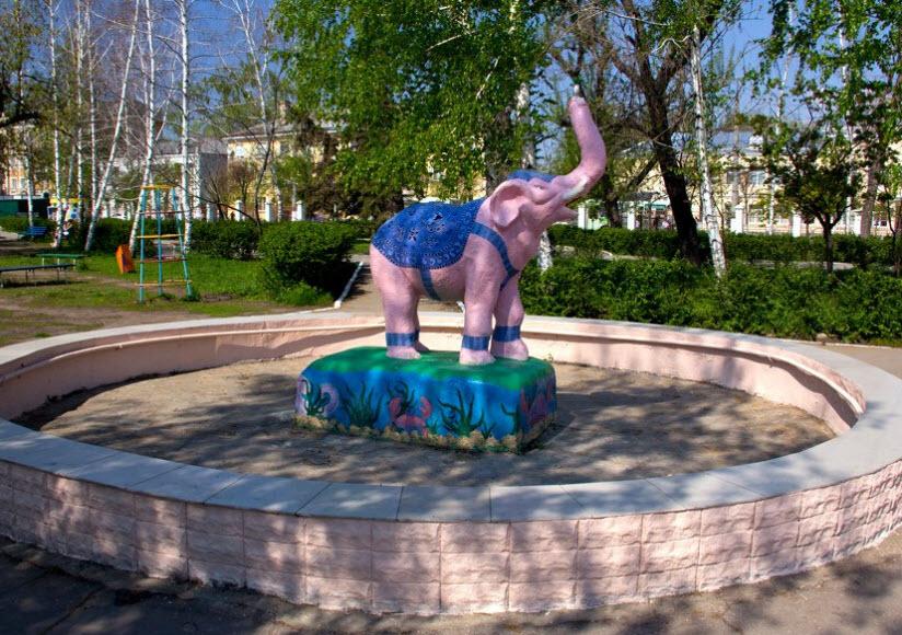 Детский парк «Гномик»