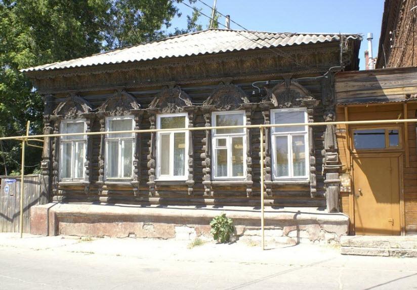 Дом мещанки М. Пожиловой