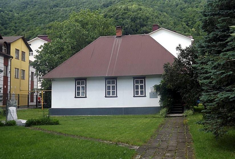 Дом-музей А.Х. Таммсааре