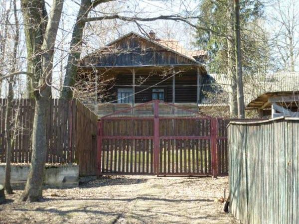 Дом В. Ватагина