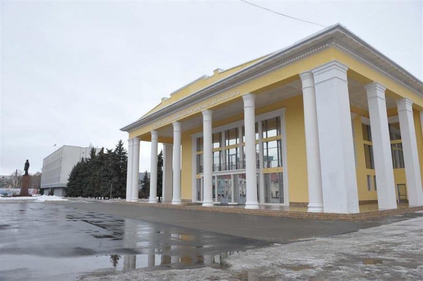 Драматический театр им. А.Н. Толстого
