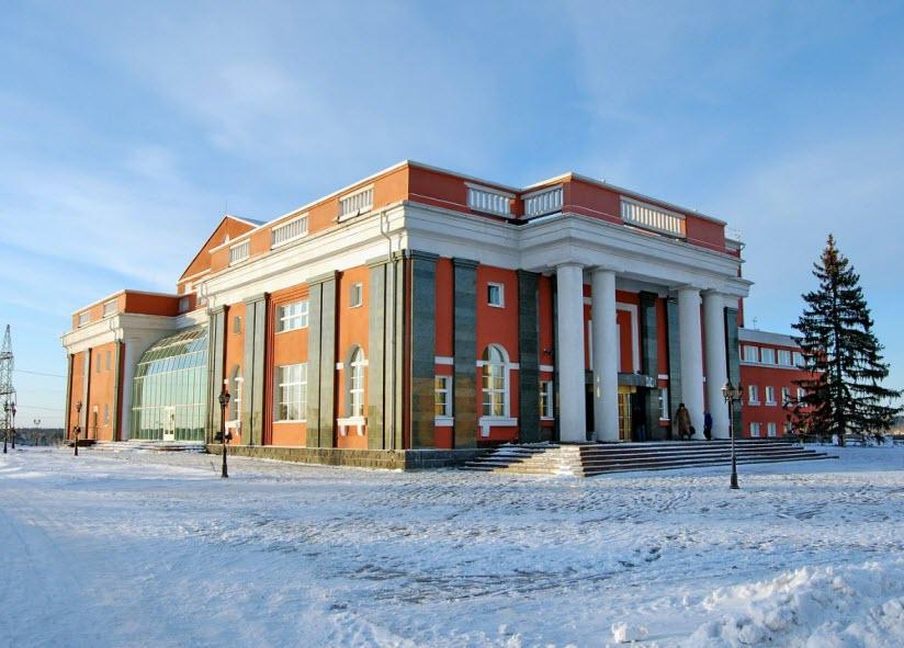 Дворец искусств ОАО «Кондопога»
