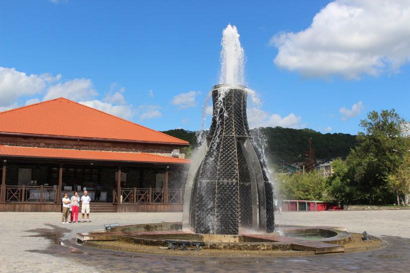 фонтан «Бутылка»