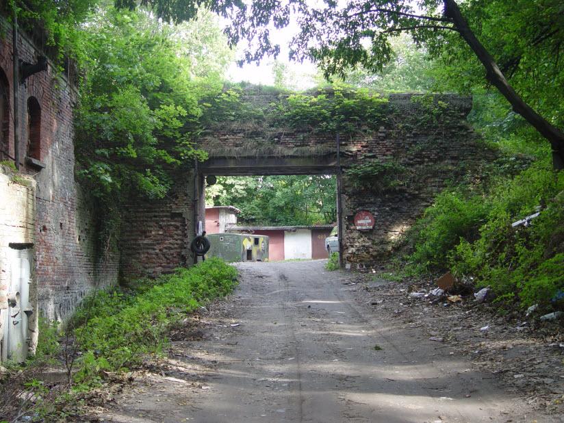 Форт «Штиле»