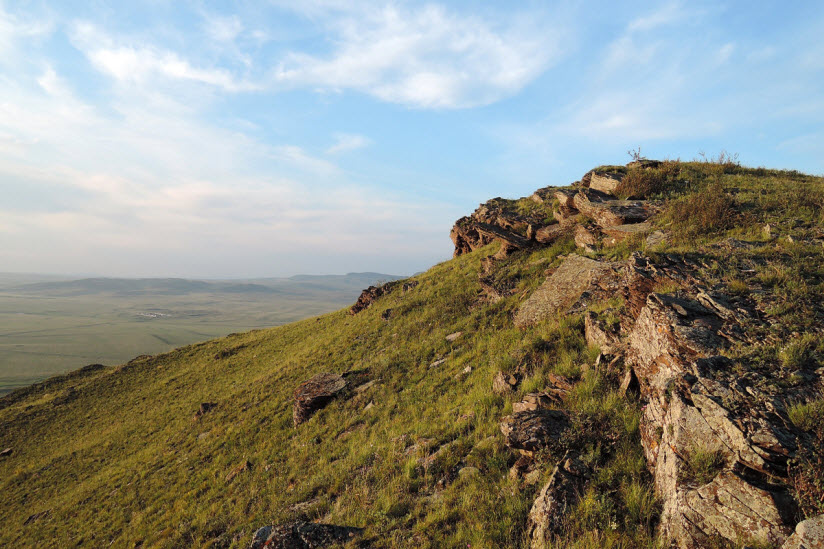 Гора Куня