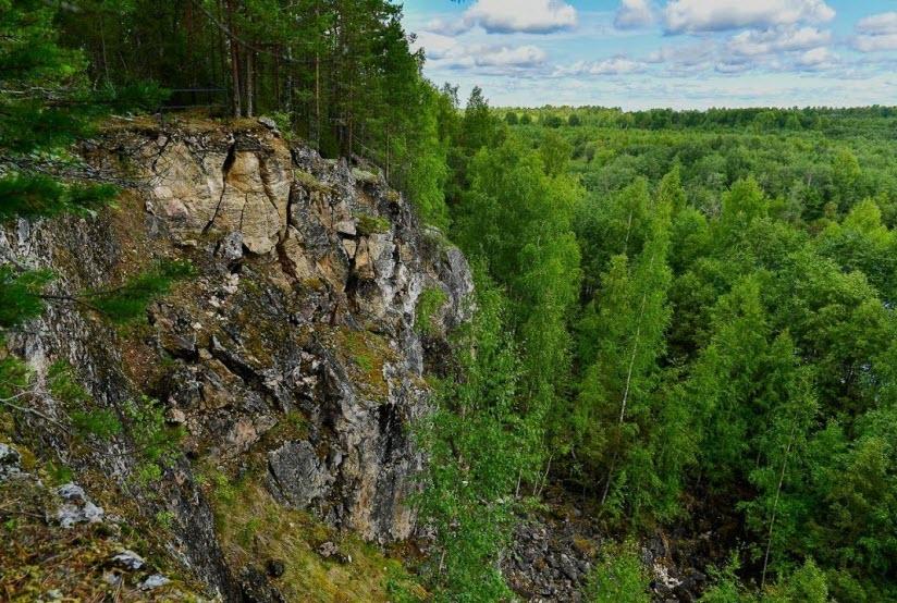Горный парк «Белогорье»