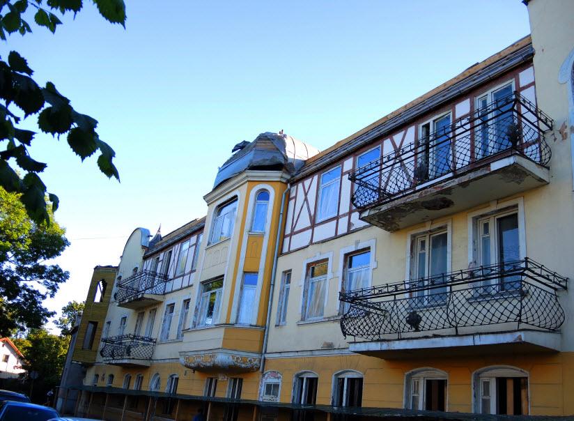 Гостиница «Восточная Пруссия»