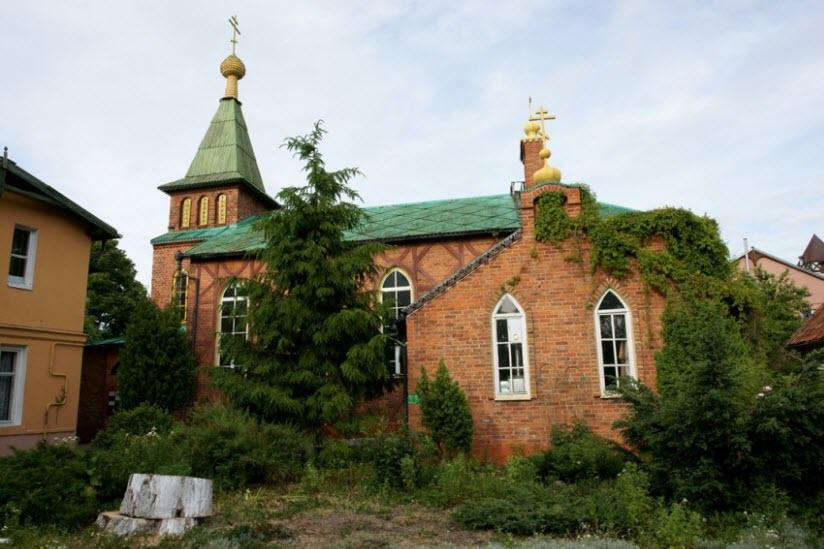 Храм ап. Андрея Первозванного