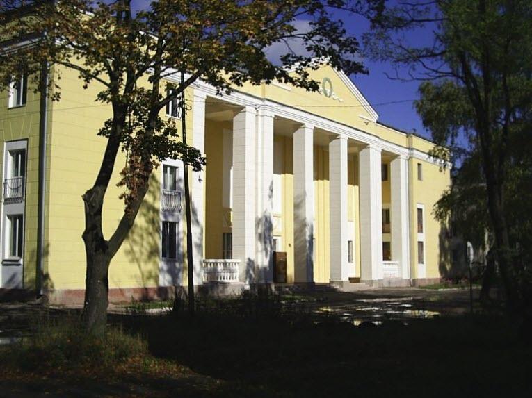 Культурно-молодежный центр