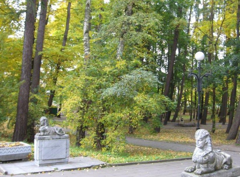 Лиственничный парк