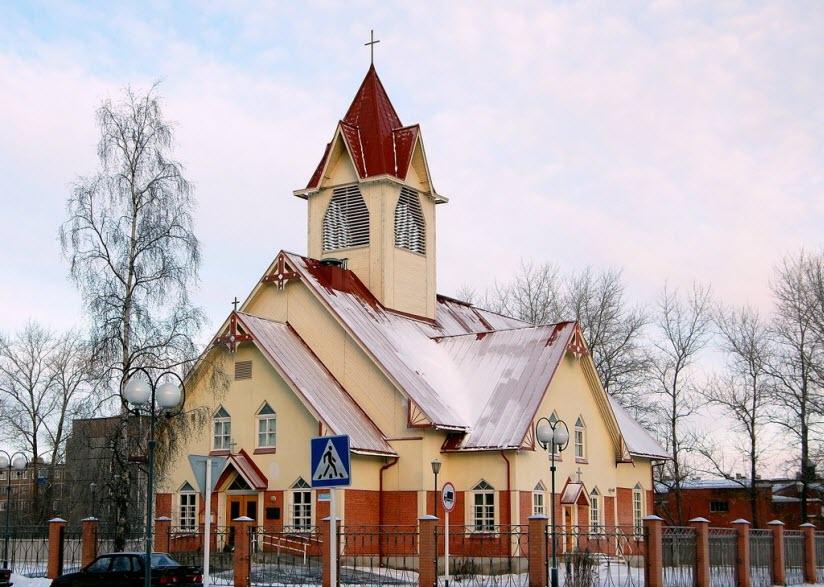 Лютеранский Евангелический приход в Кондопоге