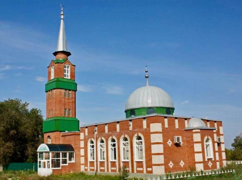 Мечеть Азан
