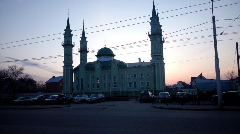 Мечеть Халид бин Валид