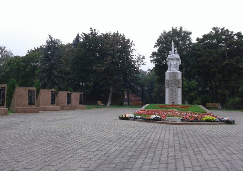 Мемориальный комплекс, посвященный героям штурма Пиллау