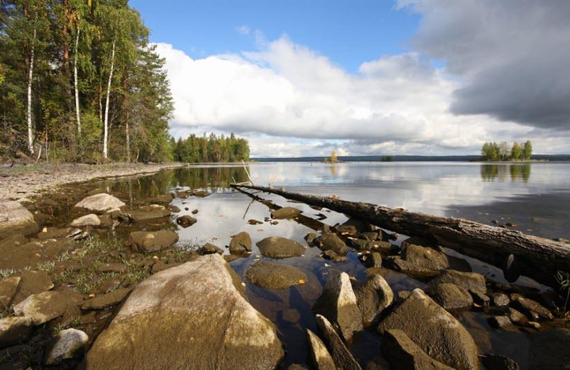 Озеро Нигозеро
