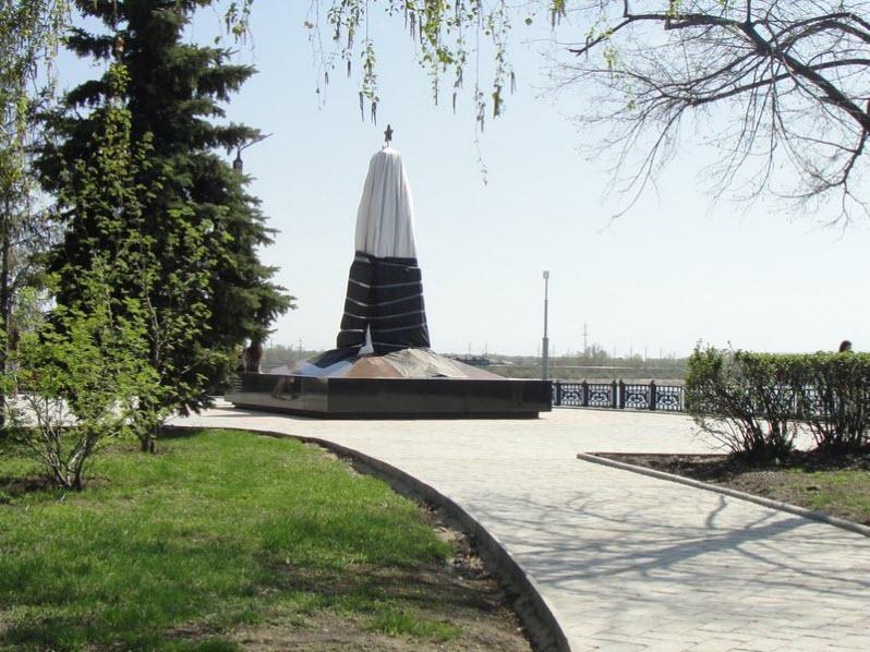 Памятник жертвам локальных конфликтов