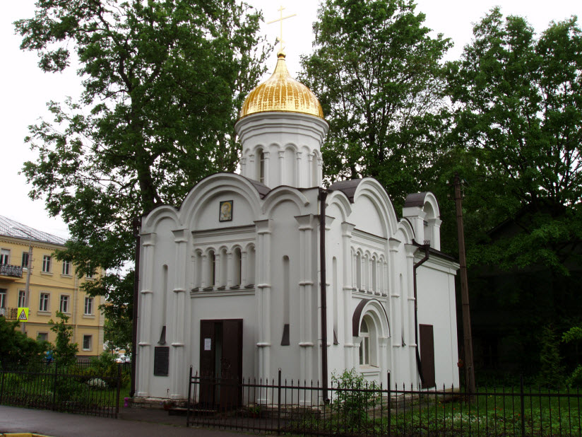 Подворье Городищенского монастыря