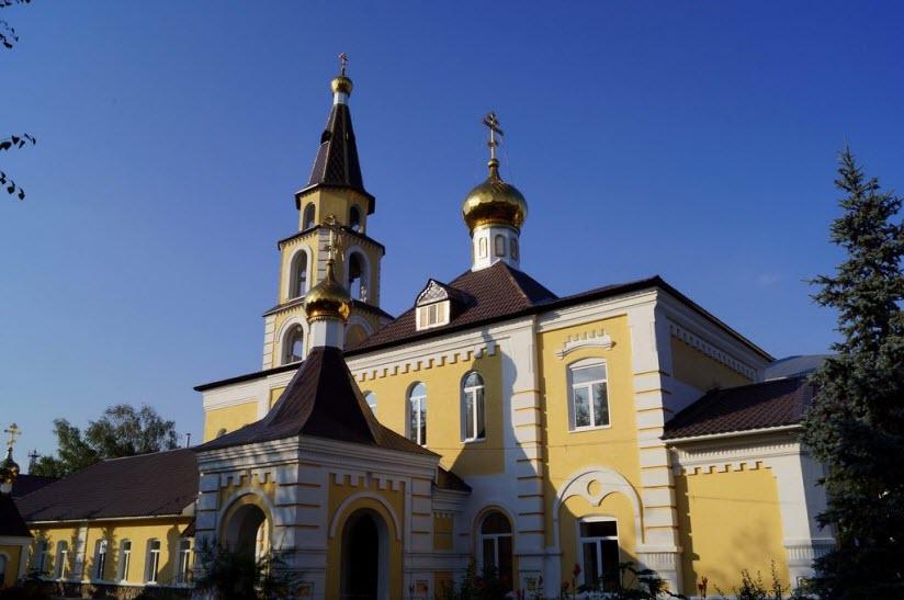 Татианинская церковь