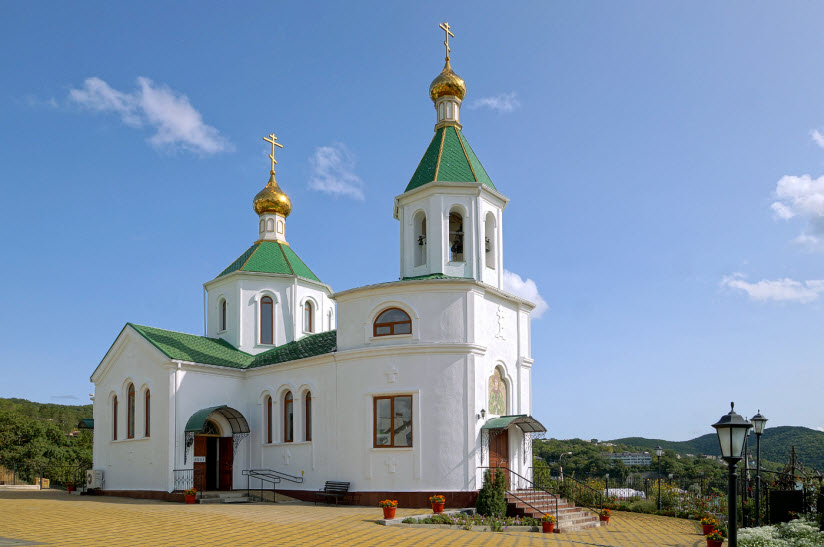 Церковь Святой Ксении Петербургской
