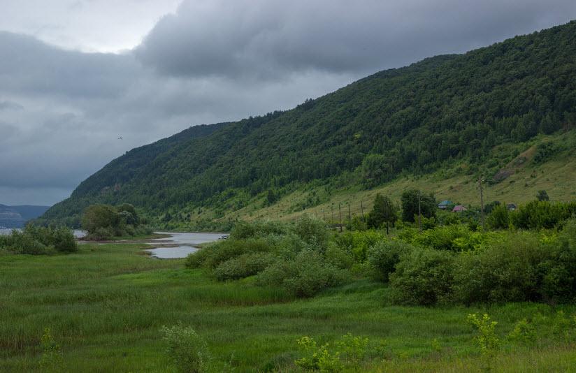 Урочище Монастырская гора