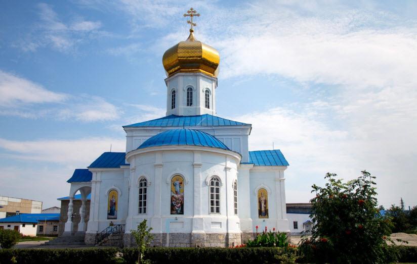 Вознесенский мужской монастырь