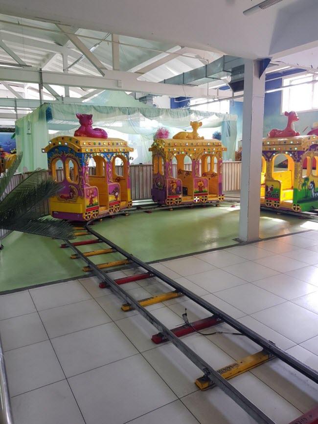 Детский игровой центр «Бонифаций»