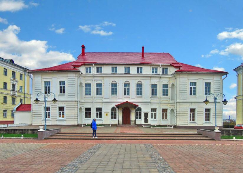 Дворец Георгия Конисского