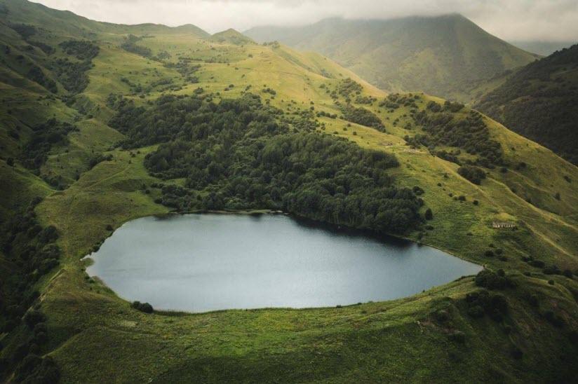 Галанчожское озеро