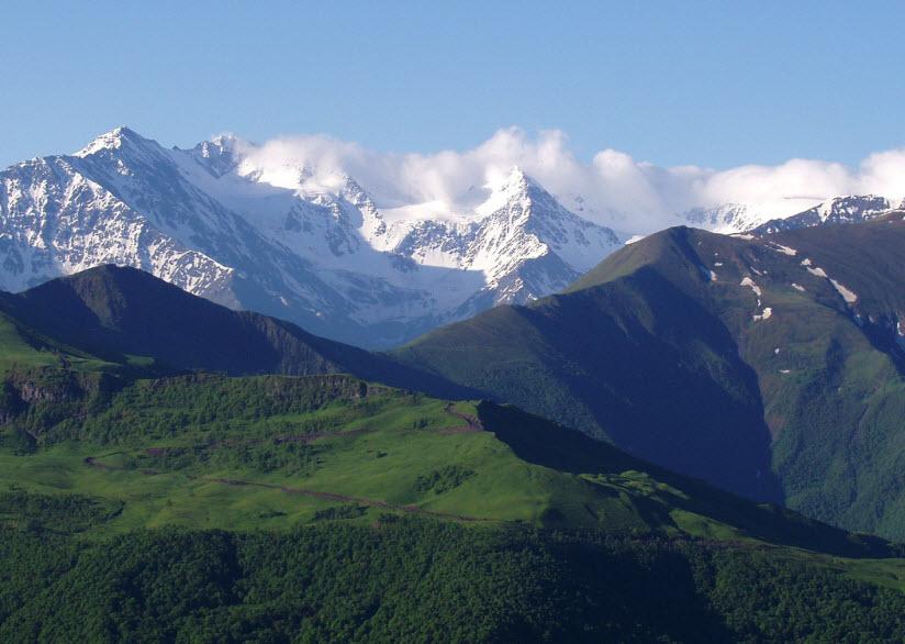 Гора Ашенете