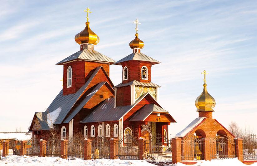 Храм преп. Серафима Саровского