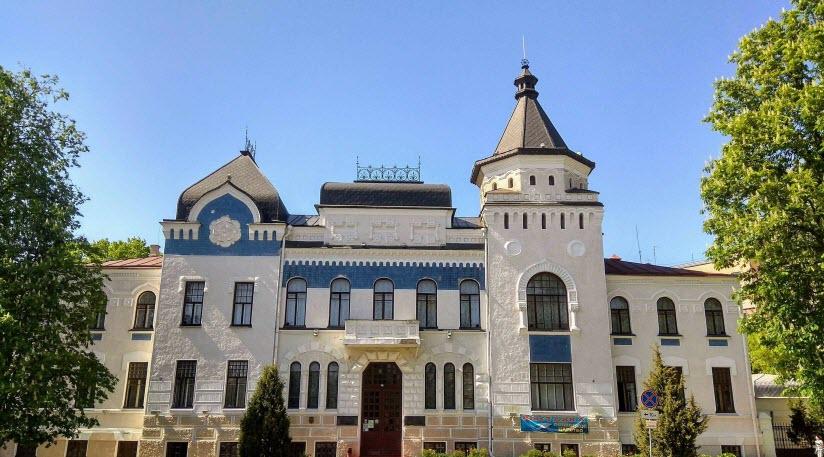 Художественный музей им. Масленникова